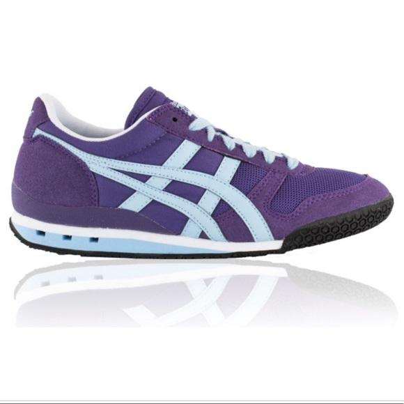 e77f9ae28184 Asics Shoes - Onitsuka Tiger Asics Purple Running Shoes 7.5